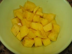 Spiced Mango