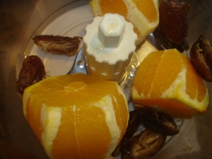 Oranges and dates