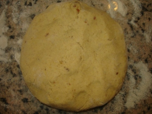 amaranth dough
