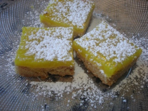 GFV Lemon Bars
