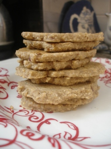 Date, Nut and Oat Pancakes