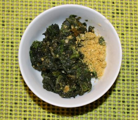 Quick Vegan Spanakopita