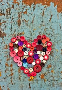 button heart_shutterstock_109762442